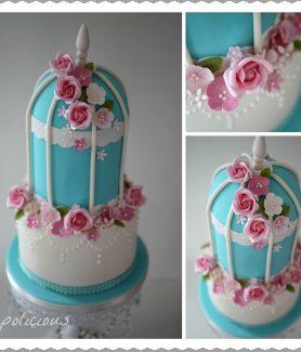dripping cake dekorieren